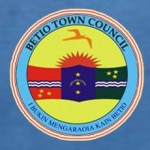 Official Logo of Betio Town Council