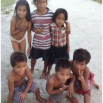 North Tarawa Children